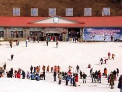 【神农架滑【snow】】宜昌到神农架国际滑【snow】场两日游