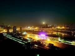 2019宜昌长江夜游(乘坐三峡八号游轮,过葛洲坝船闸)