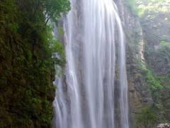 体验激情穿瀑,十大名瀑之一【三峡大瀑布半日游】