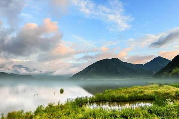 大九湖国家湿地公园