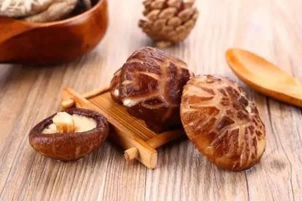 神农架原木香菇