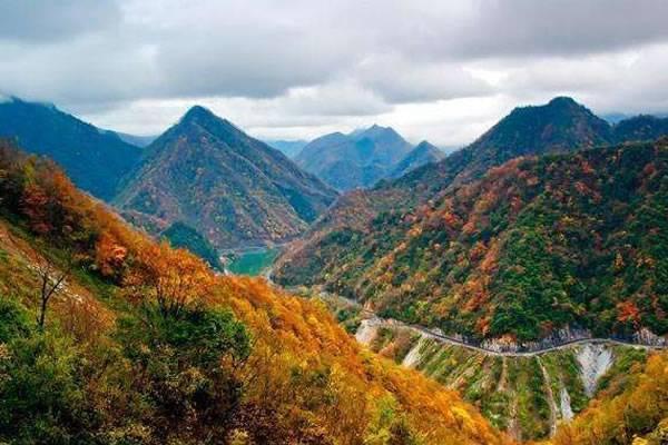 神农架秋季美景