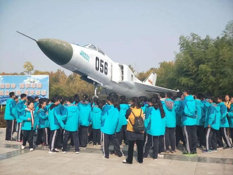 宜昌到西安阎良航空城参观旅游夏令营行程
