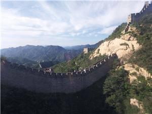 宜昌到北京八达岭长城