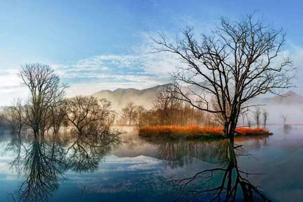 大九湖景区