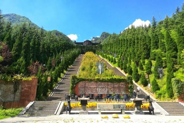 神农坛景区