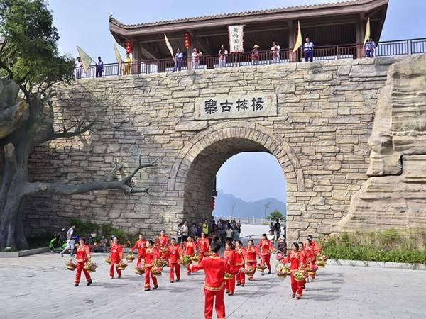 杨梅古寨景区