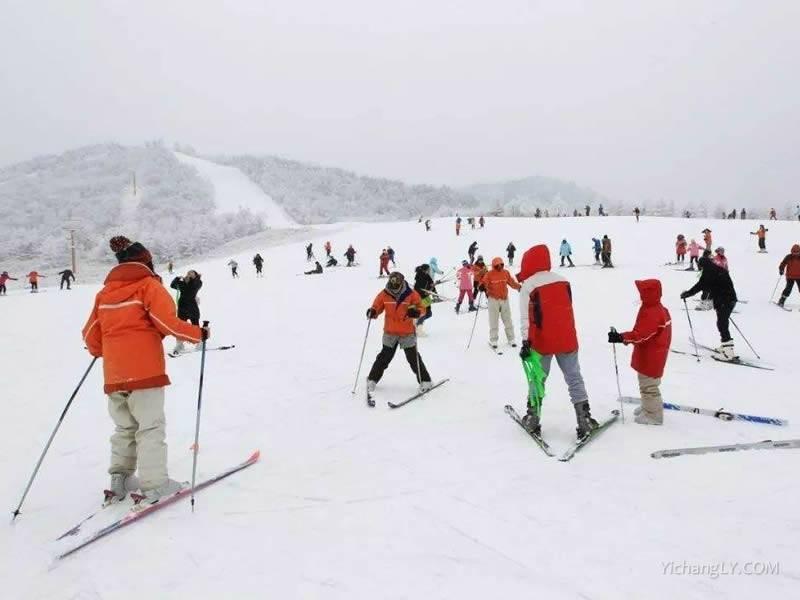 滑【snow】场