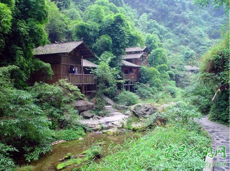 湖北宜昌三峡人家旅游攻略1