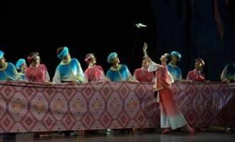 长阳打造首部土家族史诗歌舞剧