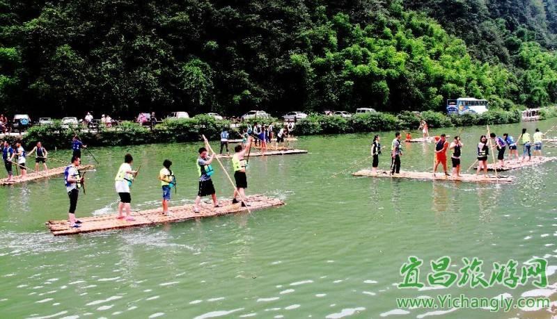 三峡竹海风景区图片