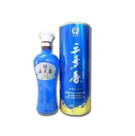 清香型白酒 三麦酒 天赐韵 45度 500ml