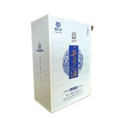清爽秀雅 三麦酒典藏(白) 45度 500ml