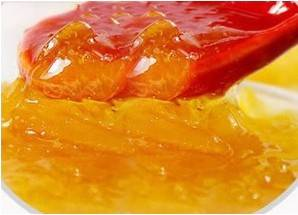 天然蜂蜜脐橙茶 屈姑牌 清热解凉 850g