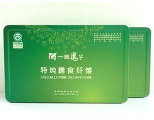 一致魔芋特純膳食纖維 保肝護胃 40包/盒