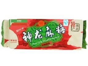神龙麻糖 湖北特产 孝感麻糖 休闲零食低糖型100g