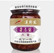 酱菜 远野风豆制品 八宝营养酱 下饭美食 195g