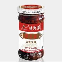 远野风 百香豆豉营养酱 下饭美食 200g