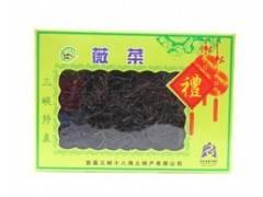农夫乡情 纯绿色薇菜 250g