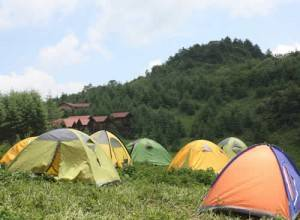 神农架帐篷节