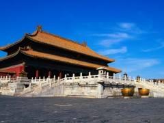 【宜昌夕阳红】宜昌到北京老年旅游团 宜昌到北京双卧7日游