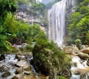 <白果树瀑布,三峡大瀑布半日游>上午下午各一班 市区免费接送