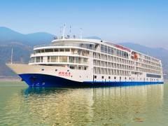 【世纪传奇】超五星豪华游轮长江三峡游 移动江上酒店 奢华享受