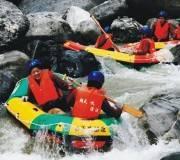 暑假推荐:宜昌激情漂流一日游---九畹溪漂流/朝天吼漂流