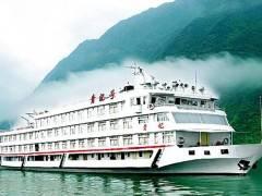 長江三峽三日游---宜奉宜線路,國內豪華游船