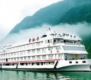 长江三峡三日游---宜奉宜线路,国内豪华游船