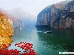 【十一也可以不赌】【长江三峡+白帝城两日游】重庆散团