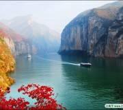 巫山红叶季!【长江三峡.白帝城重庆两日游】,重庆散团