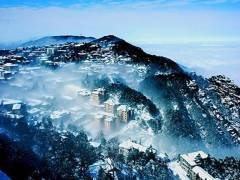 【宜昌-江西】庐山、三叠泉经典双动四日游