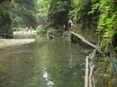 <南津关大峡谷一日游> 户外徒步探险首选地