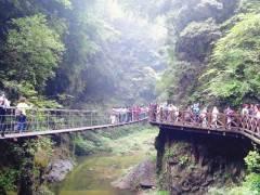 <三峡大瀑布+金狮洞悠享一日游>畅游宜昌