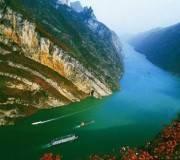 宜昌坐车到长江三峡国内豪华游船往返三日游