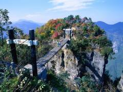 <柴埠溪国家森林公园一日游>百里幽峡柴埠溪 三千奇峰仙境地