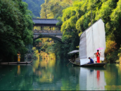 宜昌两坝一峡全景2日游【船线人家+交运两坝一峡+住人家景区】