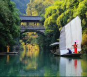 宜昌全景游:三峡大坝、三峡人家全景一日游