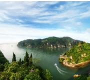 西陵峡口风景区长江三峡起始点全景一日游 可蹦极