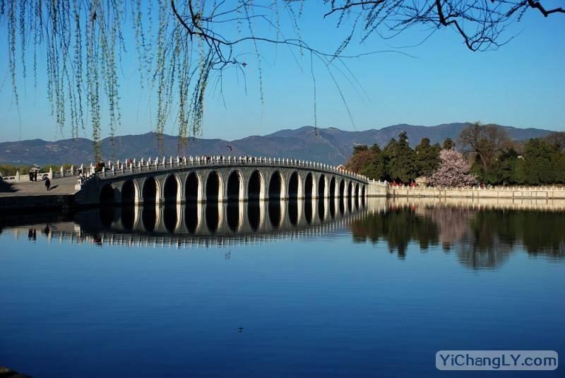 北京颐和园2