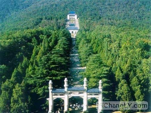 南京苏州中山陵