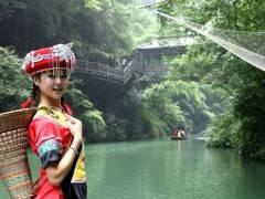 【宜昌三峡人家+三峡大坝】全景两日游住三峡人家