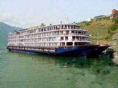 美国维多利亚游船-凯蕾号宜昌至重庆四日价格行程