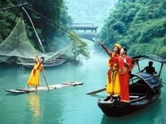 宜昌三峡人家+三峡大坝全景两日游住三峡人家