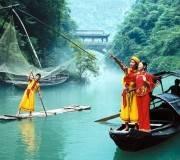 荆州到宜昌三峡人家一日游