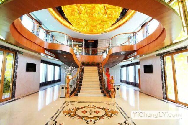 长江三峡6号游轮-大厅