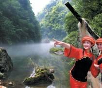 宜昌旅游首选三峡人家景区、三峡人家一日跟团游