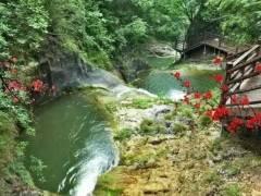 <车去车回>宜昌出发到夷陵区分乡三峡奇潭一日游