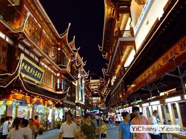 上海城隍庙商业街